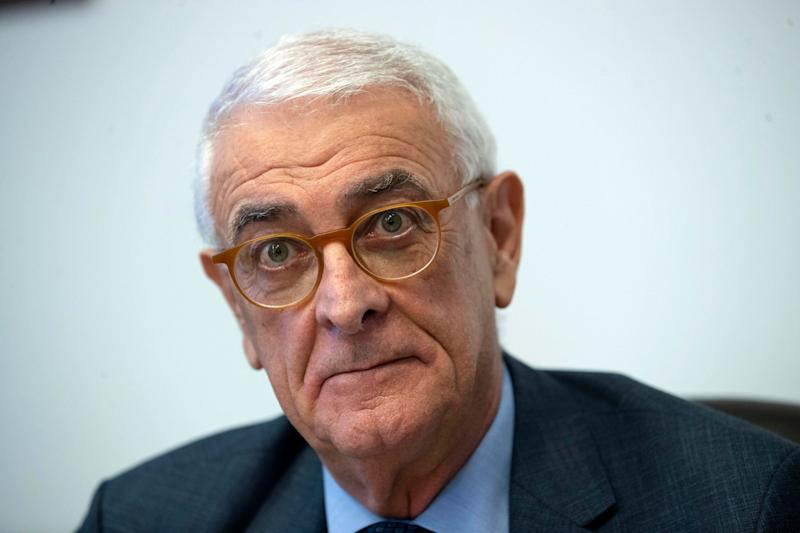 Francesco Merloni, presidente dell'Anac (Photo: Ansa/ Massimo Percossi)
