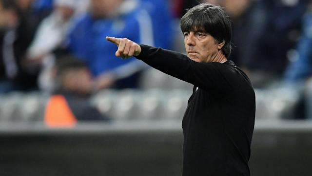The reigning champions must not underestimate Mexico, Sweden or South Korea in Group F at the finals in Russia, according to their head coach