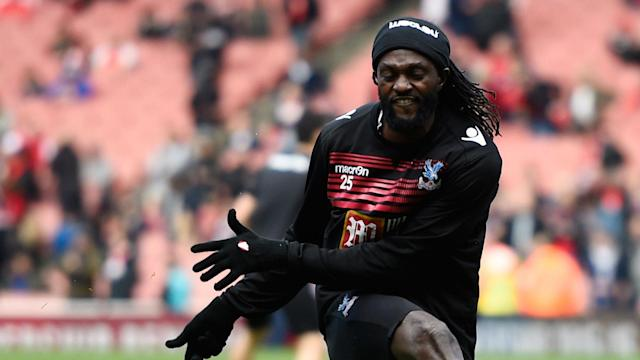 Former Arsenal and Real Madrid striker Emmanuel Adebayor continued his fine form for Istanbul Basaksehir against Galatasaray.