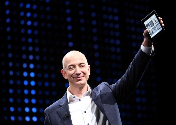 Amazon Founder Jeff Bezos Invests in Business Insider