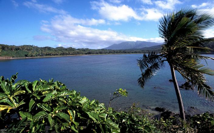 Tanna is one of many islands that make up the nation of Vanuatu - CuboImages
