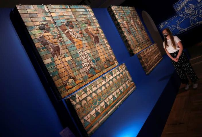 Epic Iran, an exhibition soon to open at the V&A in London