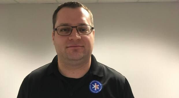Rodney Gaudet, president of the Paramedic Association of Newfoundland and Labrador, confirmed a positive case among his members on Tuesday.