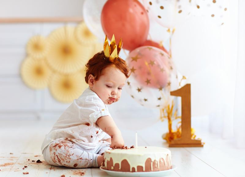 Parents are forking out a fortune on their baby's first birthday. (Getty Images)