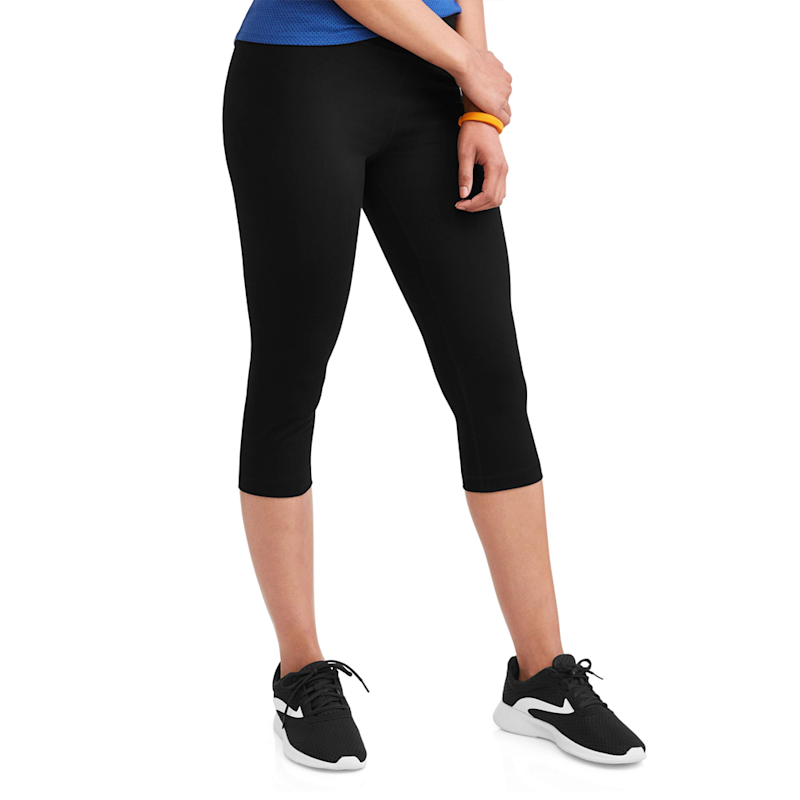 Athletic Works Capri Leggings (Photo: Walmart)