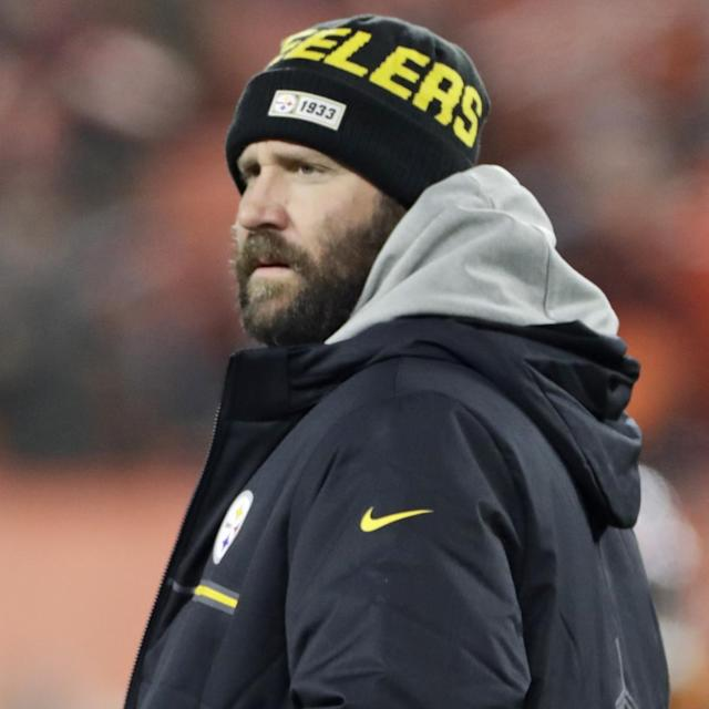 Steelers Reportedly Appeal $75K Fine over Ben Roethlisberger Injury Report