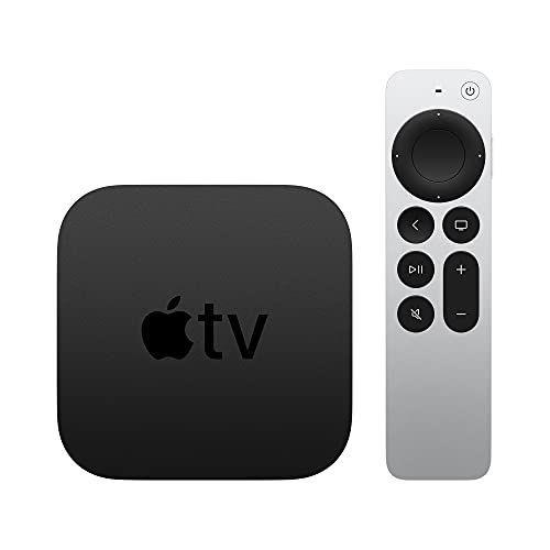"""<p><strong>Apple</strong></p><p>amazon.com</p><p><strong>$189.98</strong></p><p><a href=""""https://www.amazon.com/dp/B0933D8TNB?tag=syn-yahoo-20&ascsubtag=%5Bartid%7C2139.g.37612148%5Bsrc%7Cyahoo-us"""" rel=""""nofollow noopener"""" target=""""_blank"""" data-ylk=""""slk:BUY IT HERE"""" class=""""link rapid-noclick-resp"""">BUY IT HERE</a></p><p>Apple TV is oft-overlooked, but don't you dare count the streaming service out. With incredible exclusive shows and films, the service has all the bells and whistles you'd expect and more. Plus, the included Apple Arcade feature is an incredible place for weirdly amazing games, like <a href=""""https://apps.apple.com/us/app/sneaky-sasquatch/id1098342019"""" rel=""""nofollow noopener"""" target=""""_blank"""" data-ylk=""""slk:Sneaky Sasquatch"""" class=""""link rapid-noclick-resp"""">Sneaky Sasquatch</a> and <a href=""""https://whatthegolf.com/"""" rel=""""nofollow noopener"""" target=""""_blank"""" data-ylk=""""slk:What The Golf?"""" class=""""link rapid-noclick-resp"""">What The Golf?</a></p>"""