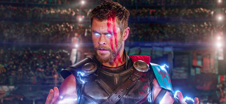 Hemsworth as Thor (Credit: Marvel/Disney)