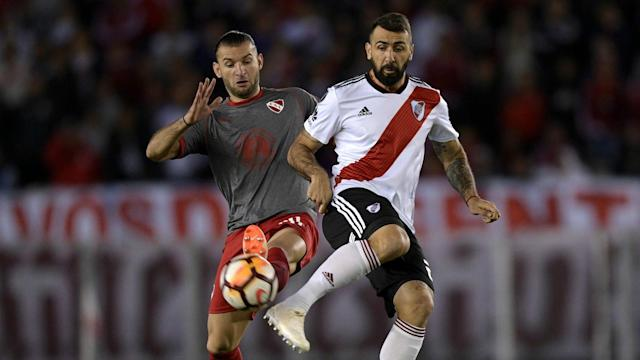 Independiente River Pratto Silva Copa Libertadores Cuartos de final 02102018