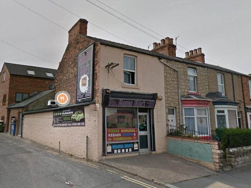 Mama Mia's Pizza And Kebab Takeaway in Scarborough: Google