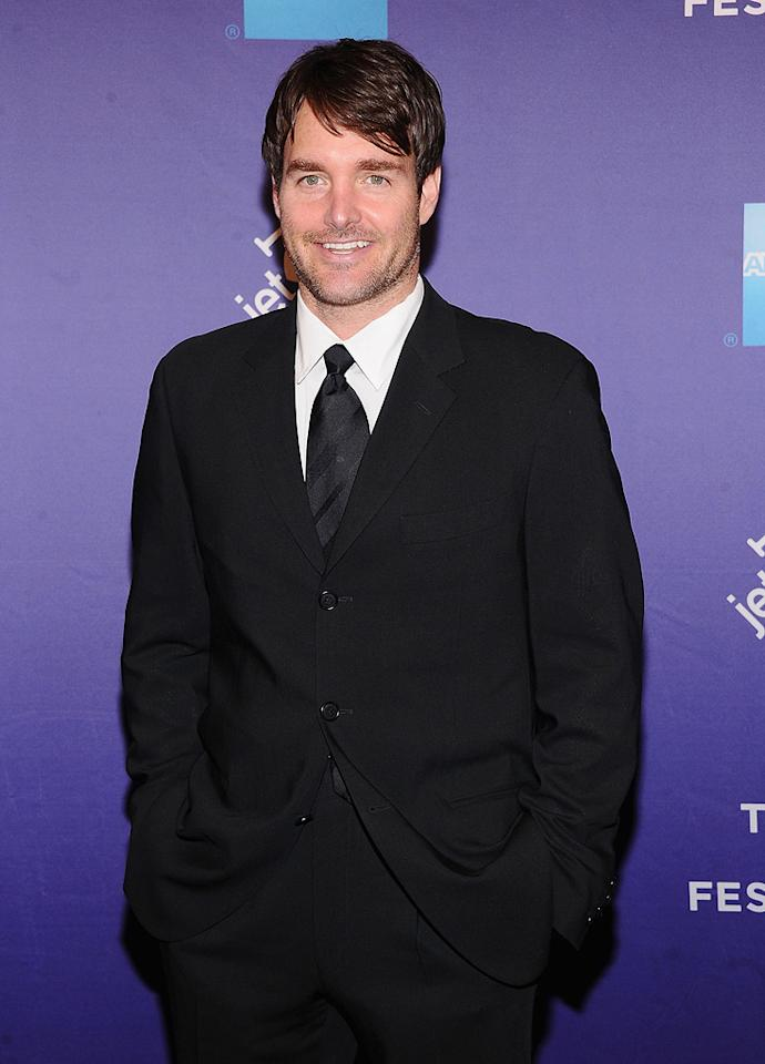 """<a href=""""http://movies.yahoo.com/movie/contributor/1808453317"""">Will Forte</a> attends the 10th Annual Tribeca Film Festival premiere of """" A Good Old Fashioned Guy"""" on April 29, 2011."""