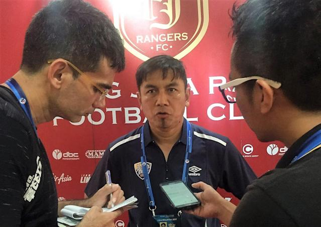 UiTM boss Wan Mustaffa Wan Ismail was at a loss to explain how his side failed to put away multiple goal-scoring chances, in their defeat to Kedah.