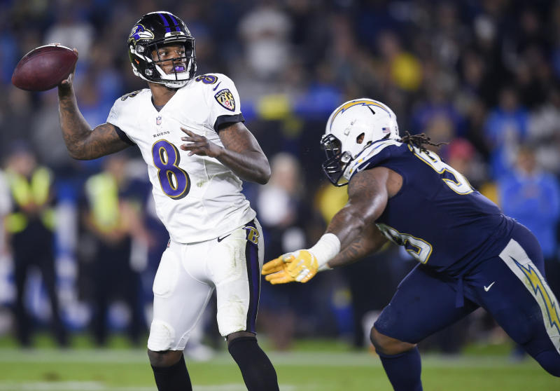 ravens get what they wanted beat browns to earn playoffs