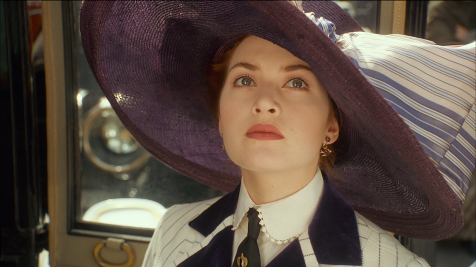 Kate Winslet in Titanic (20th Century Fox)