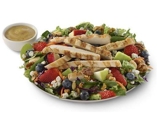 Grilled Market Salad