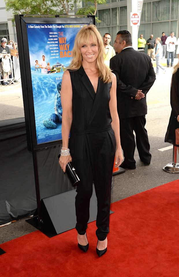 "LOS ANGELES, CA - JUNE 23: Actress Toni Collette attends the 2013 Los Angeles Film Festival premiere of the Fox Searchlight Pictures' ""The Way, Way Back"" held on June 23, 2013 in Los Angeles, California. (Photo by Jason Merritt/Getty Images)"