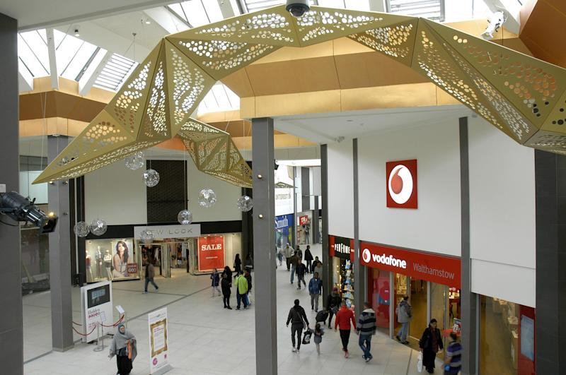 Capital & Regional owns shopping centres in areas such as Walthamstow