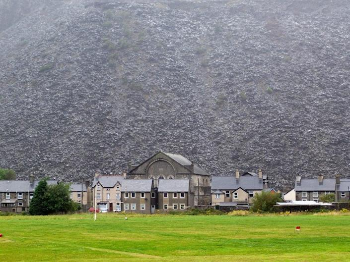 Natural features, such as this magnificent slate mountain, were key to the area's inclusion in the list (Getty/iStock)