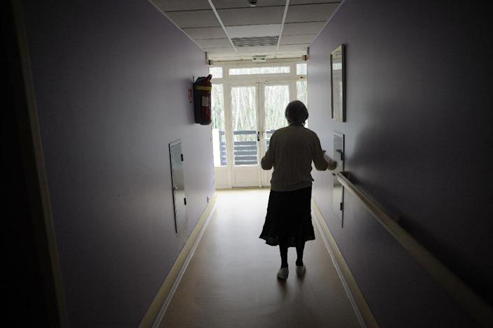 Alzheimer's is the most common form of dementia, which the World Health Organization (WHO) says affects nearly 50 million people worldwide -- some 7.7 million new cases per year (AFP Photo/Sebastien Bozon)