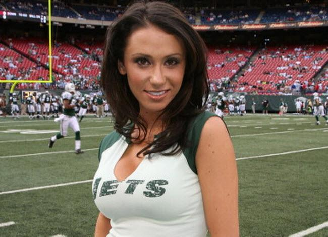 Sexual harassment new york jets stadium
