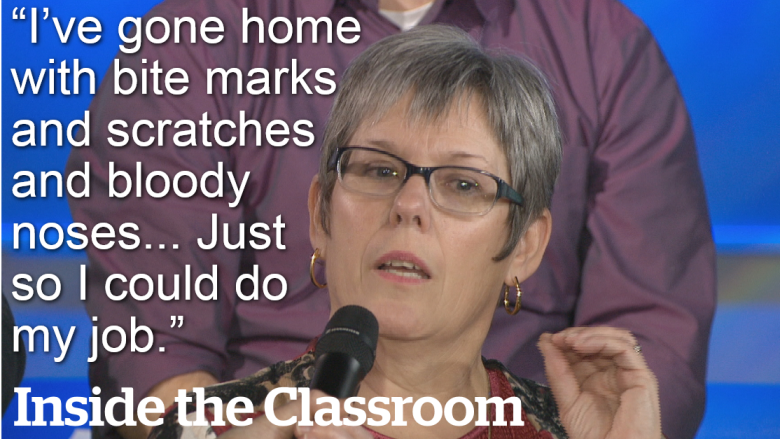 Inside the Classroom: Schools not staffed to deal with behavioural issues, teachers say