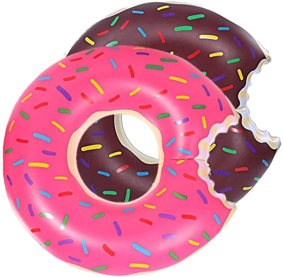 Dmar Inflatable Float Pool Donut (Photo: Amazon)
