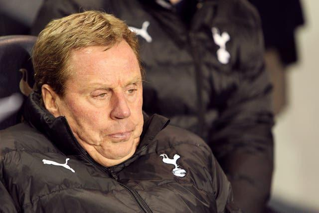 Redknapp played for Tottenham and his father Harry (pictured) managed the club (Sean Dempsey/PA).