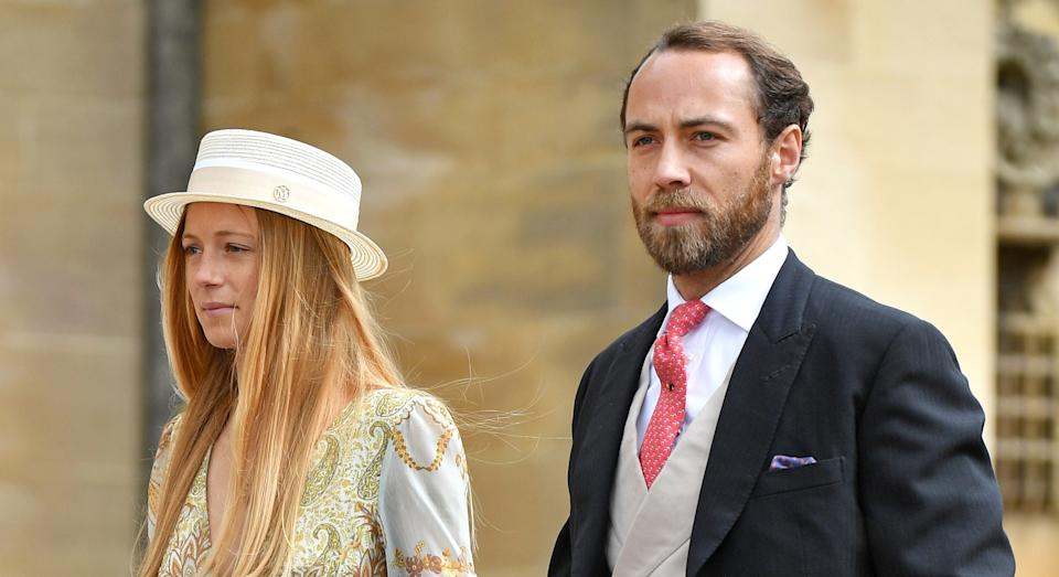 Kate Middleton's brother James has been forced to postpone his wedding due to coronavirus [Image: Getty]