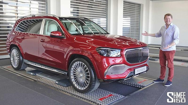 Mercedes-Maybach GLS walkaround lead image