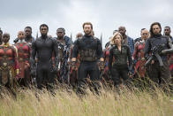 """<p>It has taken 10 years and 18 movies, but the entire Marvel Cinematic Universe — from Black Widow to Shuri, War Machine to Star-Lord — has assembled for the most ambitious comic-book-derived blockbuster yet attempted. No matter which side loses, we all win. 
