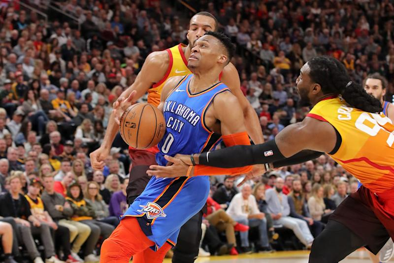 Russell Westbrook-Fan Altercation, Thunder Guard Says It Was 'Racial'