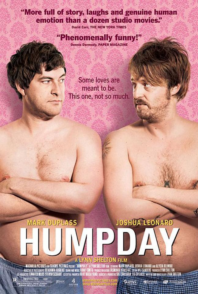 """Magnolia Pictures' <a href=""""http://movies.yahoo.com/movie/1810057590/info"""">Humpday</a> - 2009"""