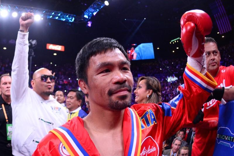 Pacquiao, MMA star McGregor to fight in 2021