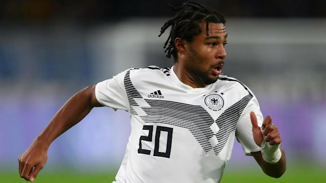 Were it not for a nasty knee injury in 2014, Serge Gnabry might have gone on to win the World Cup with Germany in Brazil.