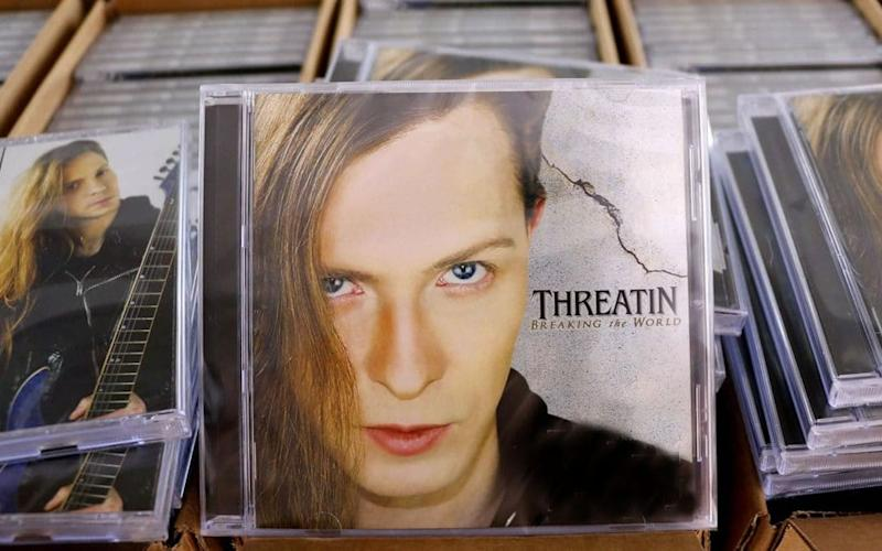 Jered Threatin, sole permanent member of rock band Threatin has come under fire after being accused of creating a fake legion of fans to land a UK tour