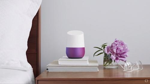 Google Home, bedside (Google home in singapore)