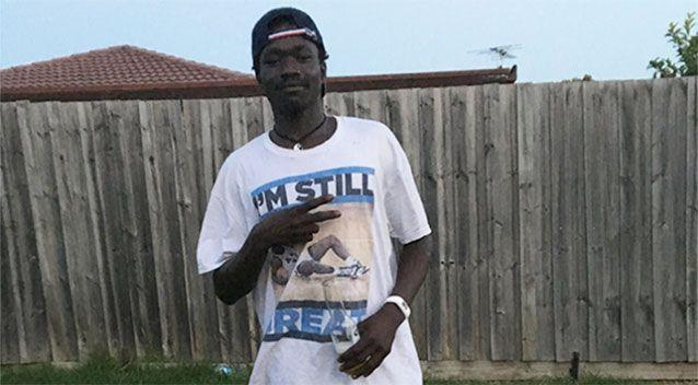 Yak Dut is accused of launching a shocking attack at South Morang, leaving two female officers injured in hospital. Source: 7 News