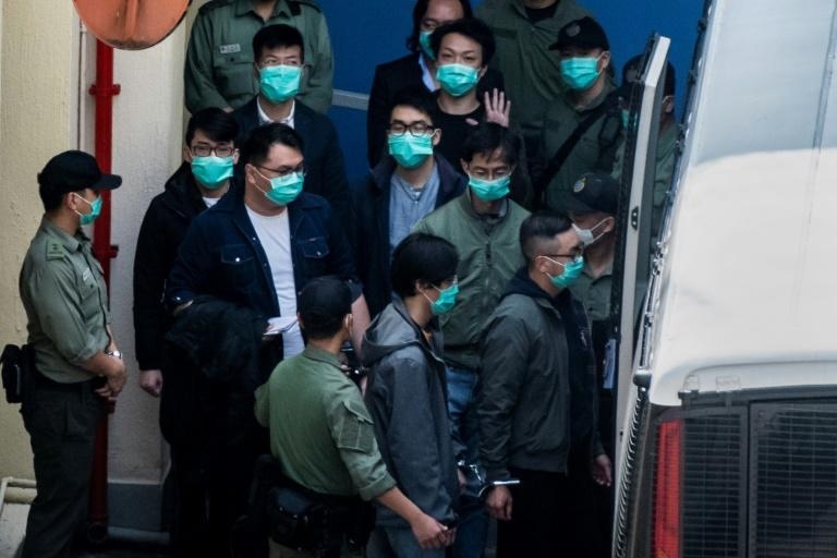 The 47 defendants represent a broad cross-section of Hong Kong's opposition