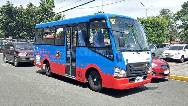 SETSCO PUV Modernization Program