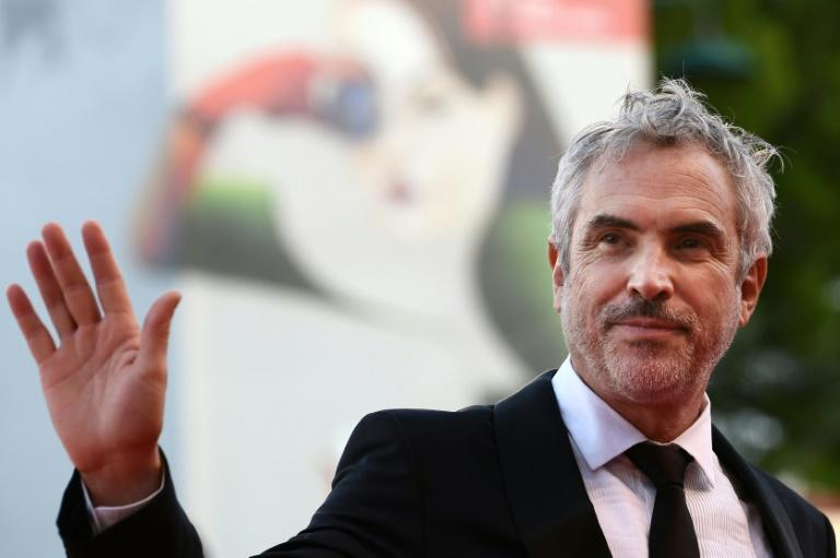 """In his new film """"Roma"""", director Alfonso Cuaron says he was """"forced"""" to see himself as the woman who raised him so as to understand her identity"""