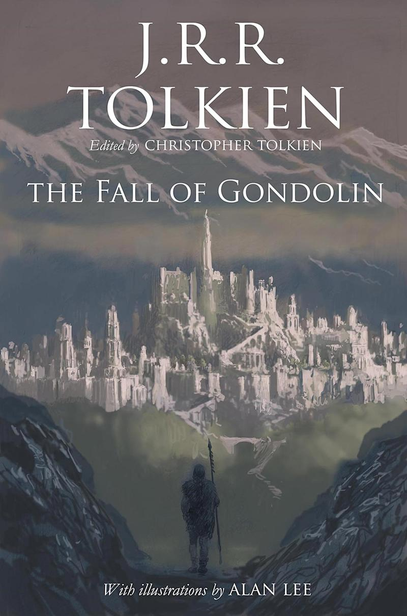 Image result for tolkien fall of gondolin