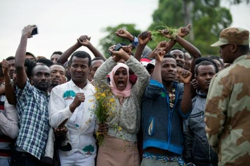 Ethiopia blames 'foreign enemies' for unrest