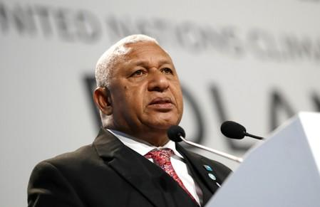 Imperiled by climate change, Pacific nations chide Australia
