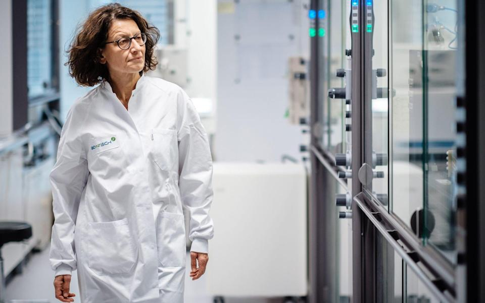 Personalised vaccines for a range of diseases are on the way, says Dr Özlem Türeci