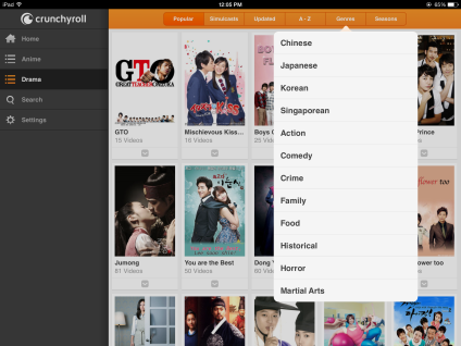 8 apps for streaming foreign TV and movies