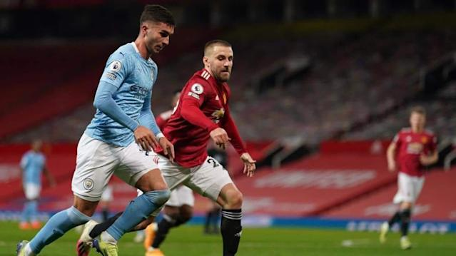 Premier League 2020 21 Manchester City S Attacking Struggles In Numbers