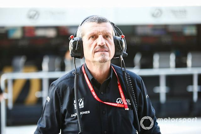 """Guenther Steiner, Team Principal, Haas F1 Team <span class=""""copyright"""">Andrew Hone / Motorsport Images</span>"""