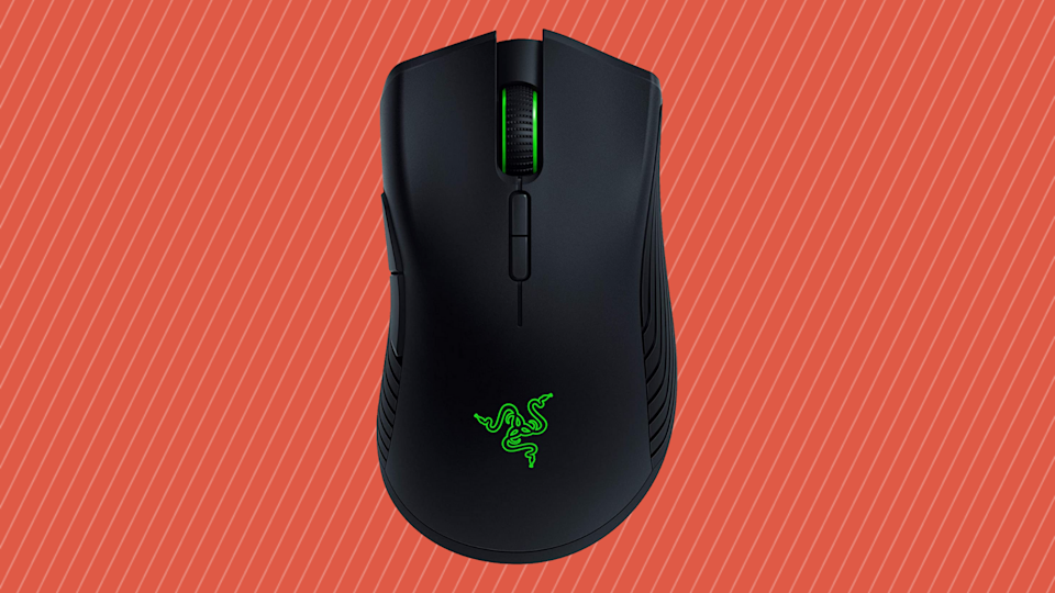 Save 52 percent on this Razer Mamba Wireless Gaming Mouse. (Photo: Amazon)