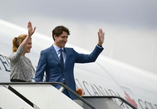 Trudeau in Mexico for talks after tense US trip