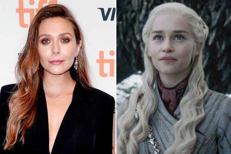 Elizabeth Olsen recalls her   Game of Thrones  audition story: 'It was terrible'